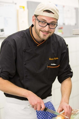 Demian Trinler<br>Sous Chef